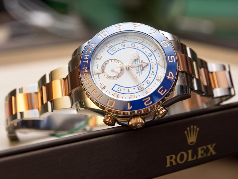 Rolex Oyster Perpetual Yacht-Master II Replica watches