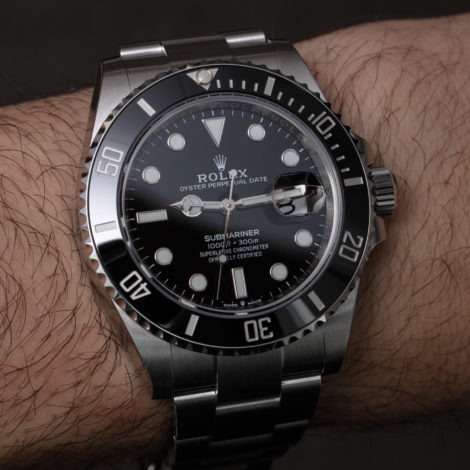 Best Replica Rolex Updated Submariner 126610LN Watch