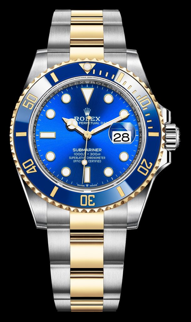 Top Replica Rolex Released New Two Tone 126613 Submariner