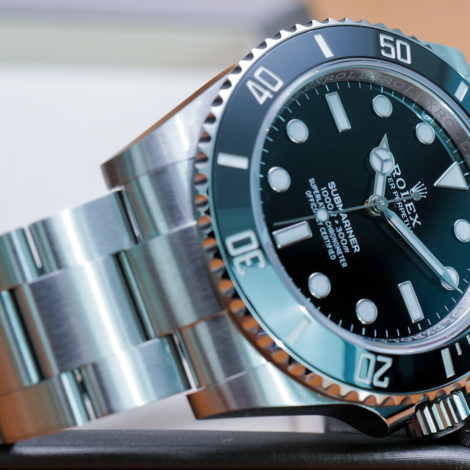 Best New Replica Rolex Submariner 'No Date' 124060 Watch