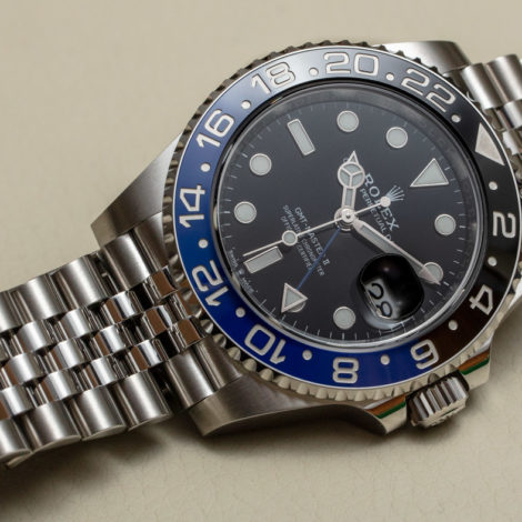 Hands On:High Quaitly Rolex GMT-Master II 126710BLNR Blue/Black Replica Watch