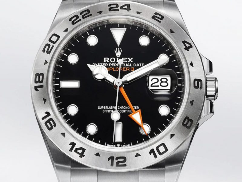 Top Rolex Released New Replica Explorer II 42mm 226570 Watch